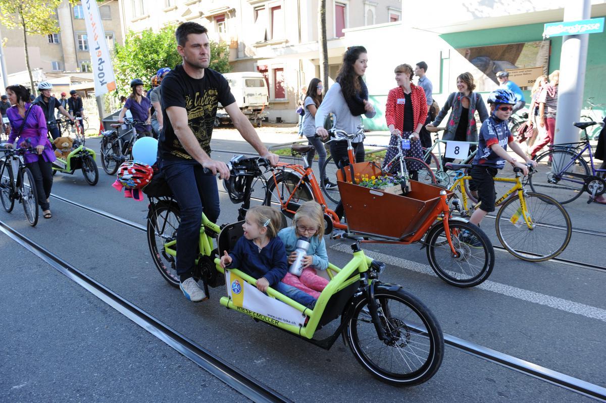 Lastenräder auf dem Vormarsch: CaKi-Bike und Bakfiets