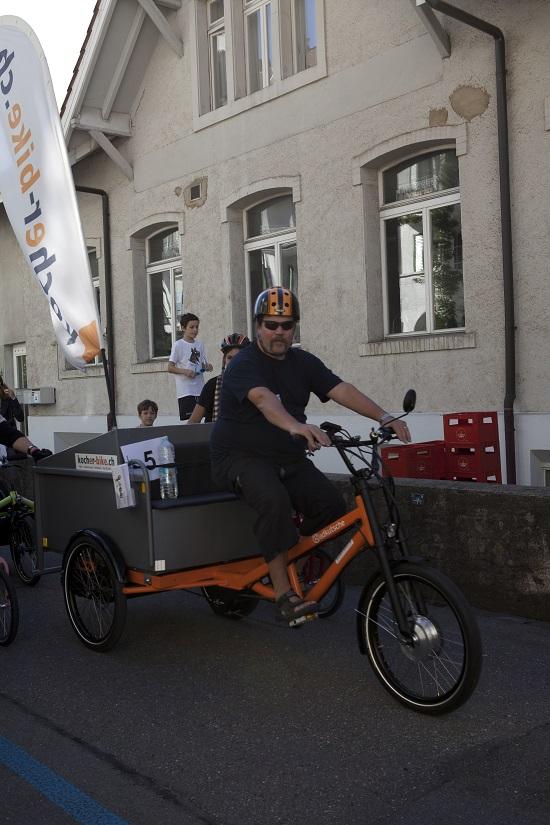 Kocherbike-Lastenvelo